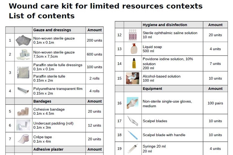 wound care kit 3